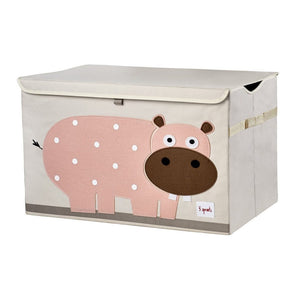 3 SPROUTS Toy Chest - PinkiBlue