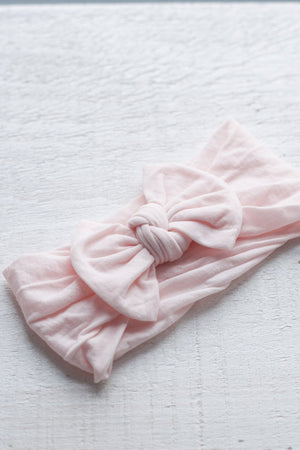 MINI BRETZEL Headbands - Pivoine - PinkiBlue