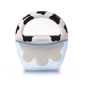 KIDSME Icy Moo Moo Teether - PinkiBlue