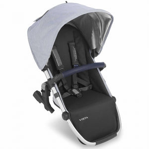 UPPABABY 2019 Vista Rumble Seat - PinkiBlue