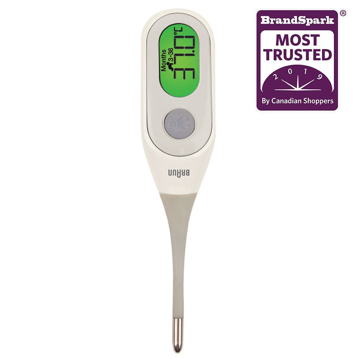BRAUN Age Precision Digital Thermometer