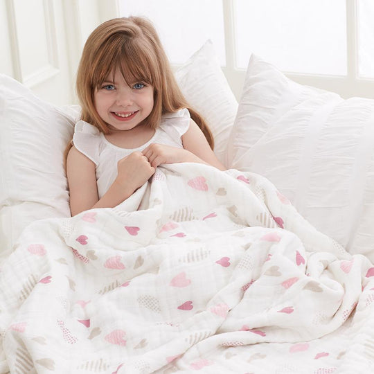 Aden and Anais - ADEN AND ANAIS Classic Dream Blanket - Available at Boutique PinkiBlue