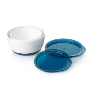 OXO Small & Large Bowl Set - PinkiBlue
