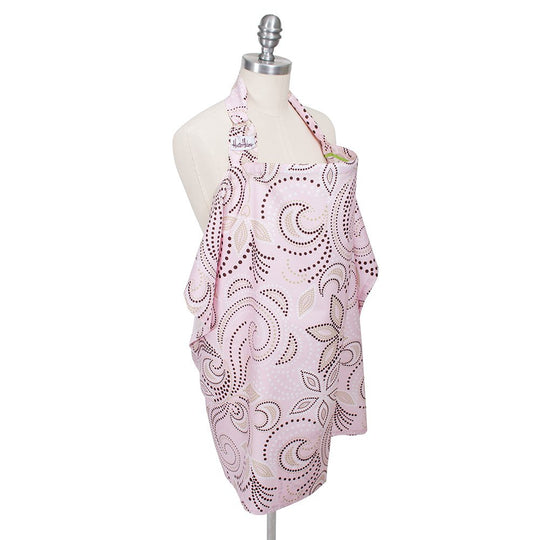BEBE AU LAIT Nursing Covers - Premium Cotton