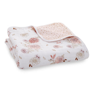 ADEN AND ANAIS Classic Dream Blanket - PinkiBlue