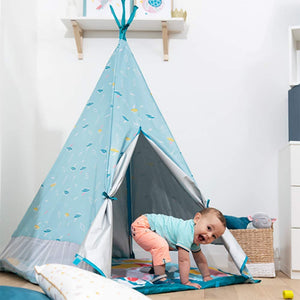 BABYMOOV TIPI Jungle In & Out - PinkiBlue