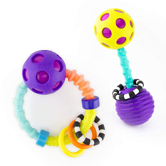 SASSY Rattle Set