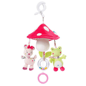 FEHN Mushroom Sweetheart And Friends Musical - PinkiBlue
