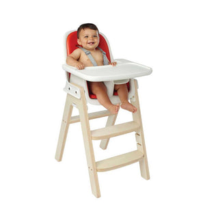 OXO Sprout High Chair - Grey Legs - PinkiBlue
