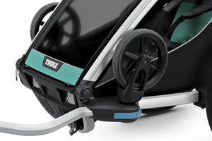 THULE Chariot Lite 1 - PinkiBlue