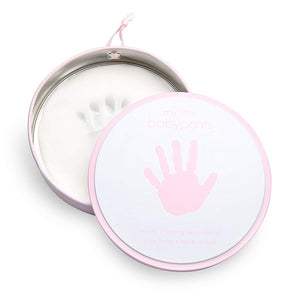 PEARHEAD My Little Baby Prints Tin - PinkiBlue