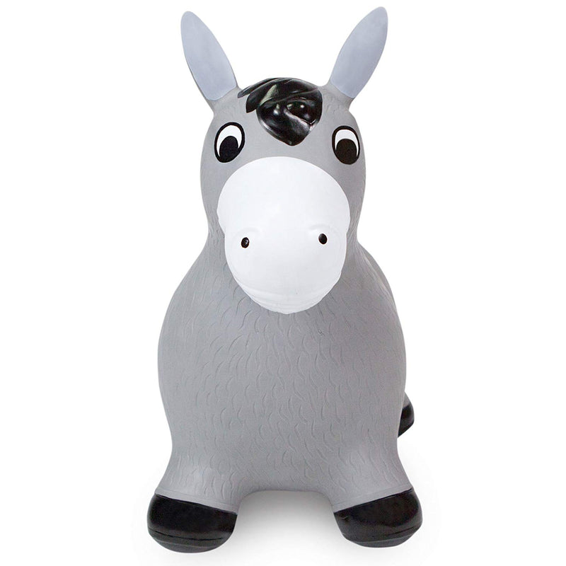 WADDLE Bouncy - Lucky The Grey Horse