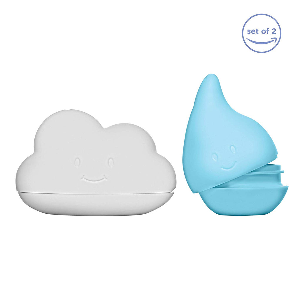 UBBI Cloud & Droplet Bath Toys