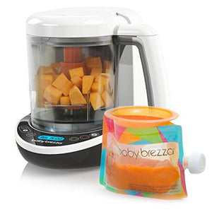 BABY BREZZA One Step Baby Food Maker - PinkiBlue
