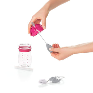 OXO Cleaning Set For Straw & Sippy Cups - PinkiBlue
