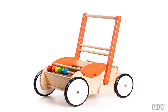 BAJO Wooded Toys Baby Walker