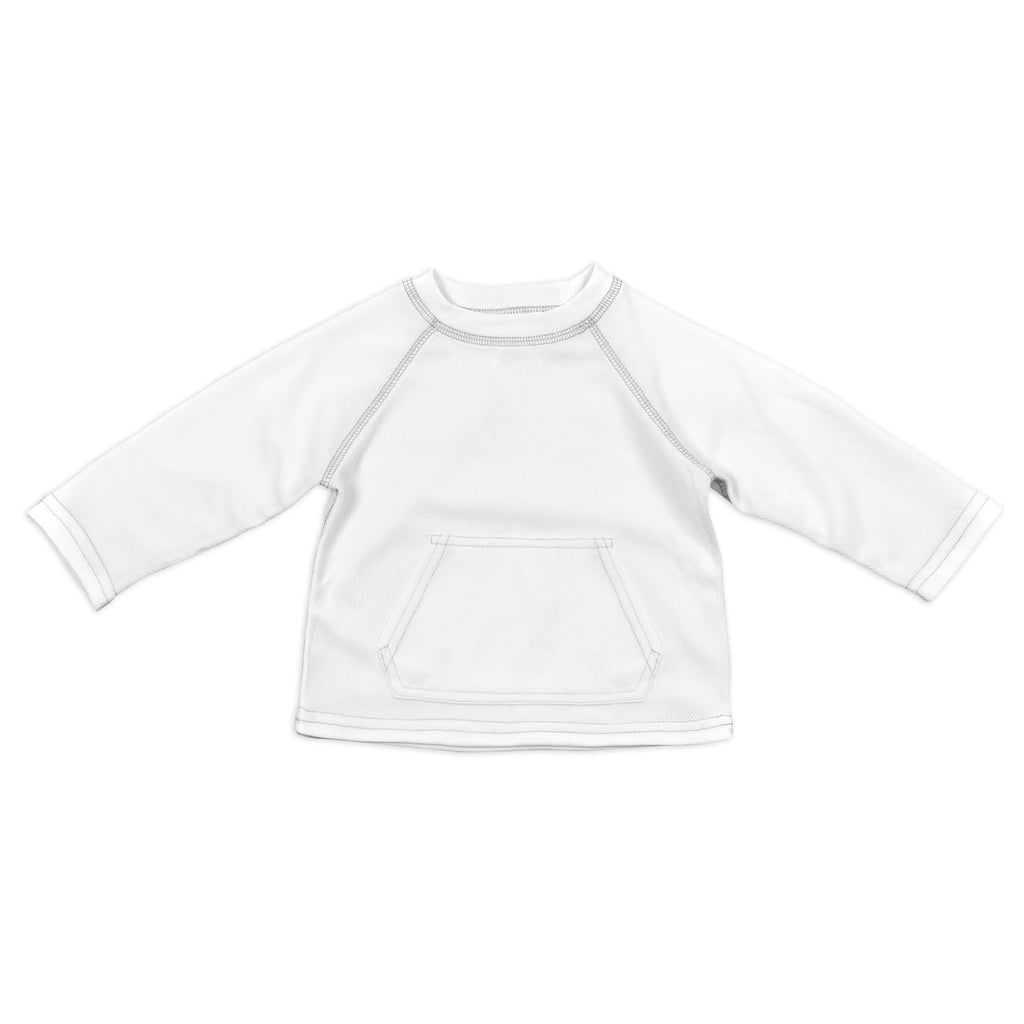 IPLAY Breath Easy Sun Protection Shirt - White