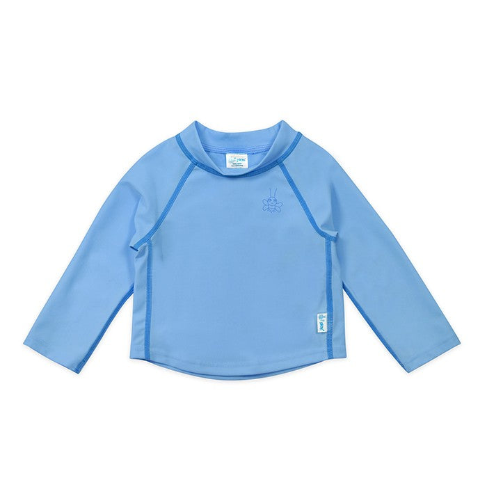IPLAY Long Sleeve Rashguard - Light Blue