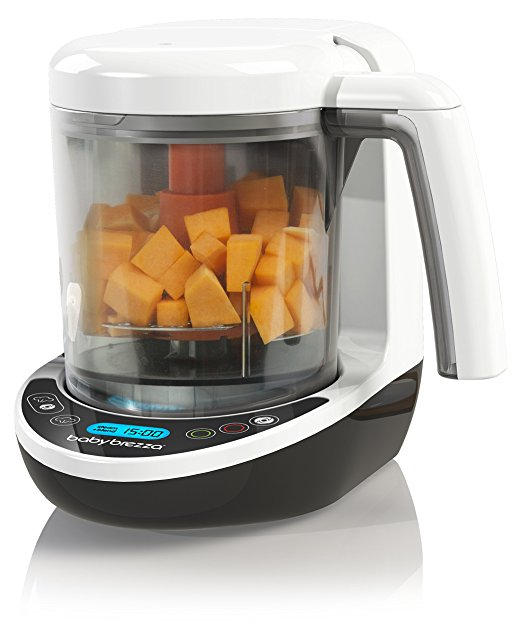 Baby Brezza - BABY BREZZA One Step Baby Food Maker - Available at Boutique PinkiBlue