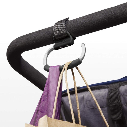 OXO Non Slip Handy Stroller Hook and Handle