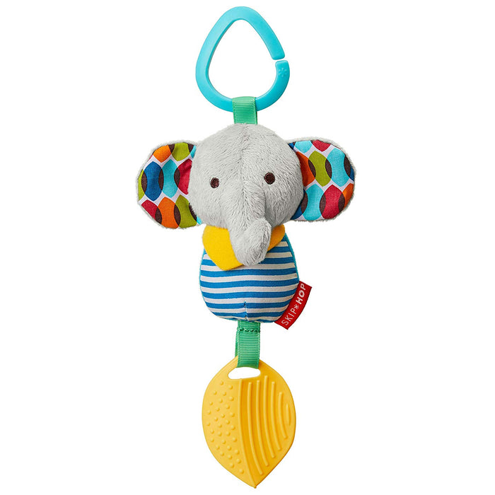 SKIP HOP Bandana Buddies Chime & Teethe Toy