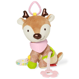 SKIP HOP Bandana Buddies Activity Animals - PinkiBlue