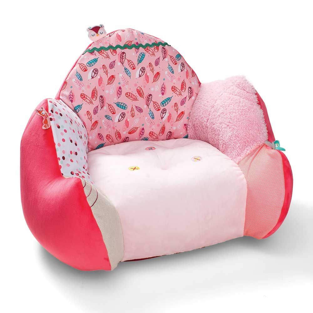 LILLIPUTIENS Club Sofa - Louise - PinkiBlue