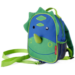 SKIP HOP Zoo Safety Harness - PinkiBlue