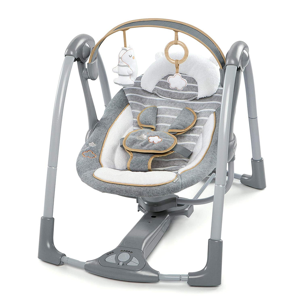 INGENUITY Swing N Go - Bella Teddy