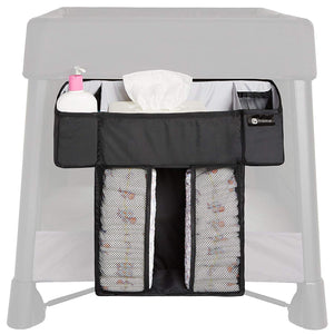 4MOMS Breeze 4.0 Diaper Storage Caddy - PinkiBlue