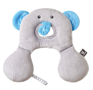 BENBAT Travel Friends Head Support - Infant - PinkiBlue