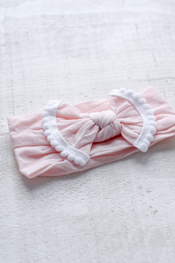 MINI BRETZEL Headbands - Marguerite