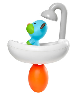 SKIP HOP Zoo Squeeze & Shower Dog - PinkiBlue