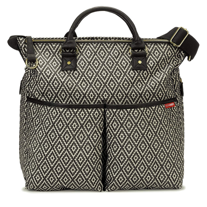 SKIP HOP Duo Signature Diaper Bag - Aztec