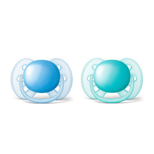 Philips Avent - PHILIPS AVENT Ultra Soft Pacifier2 Pk - Available at Boutique PinkiBlue