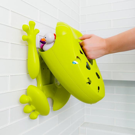 Boon - BOON Frog Pod Bath Storage - Available at Boutique PinkiBlue