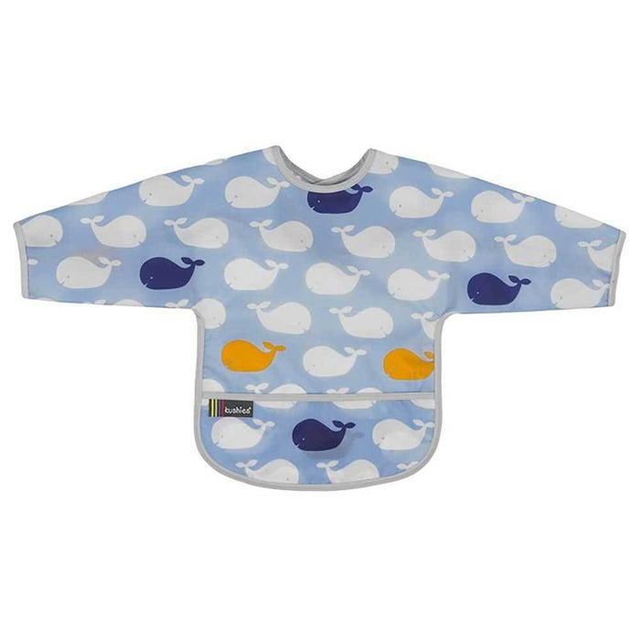 KUSHIES Cleanbib With Sleeves