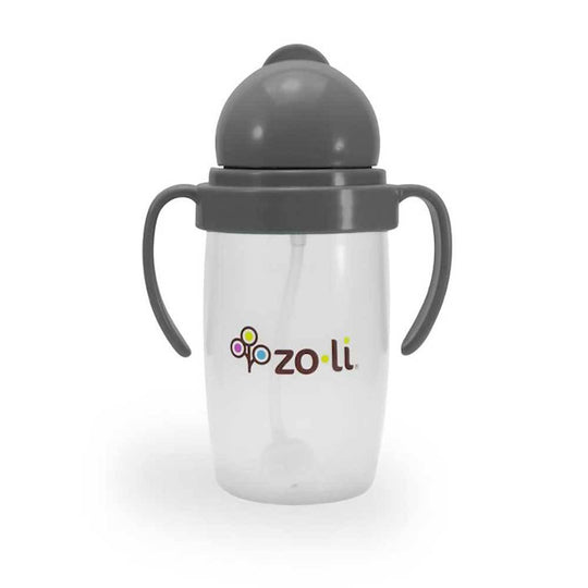 Zoli - ZOLI BOT 2.0 Straw Sippy Cup 10 oz - Available at Boutique PinkiBlue