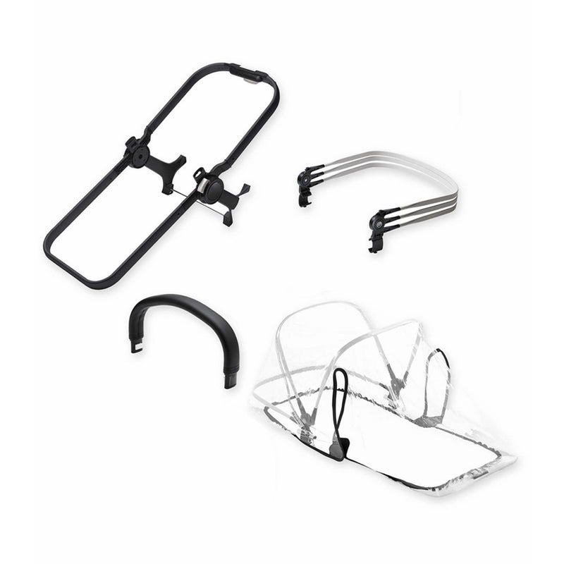 Bugaboo - BUGABOO DONKEY 2 Duo Extension Set Base