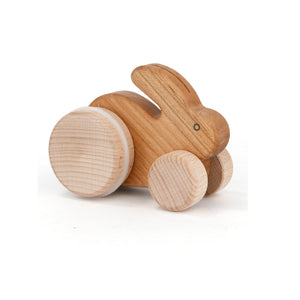 BAJO Wooden Toys Small Rabbit - PinkiBlue