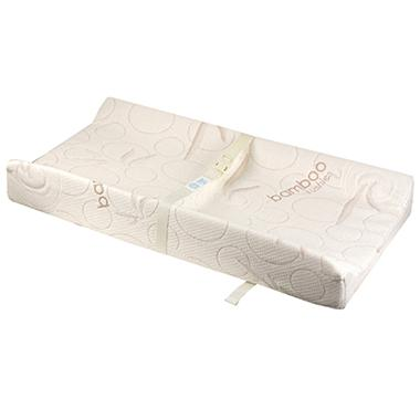 Kushies - KUSHIES EasyChange Bamboo Contoured Change Pad - Available at Boutique PinkiBlue