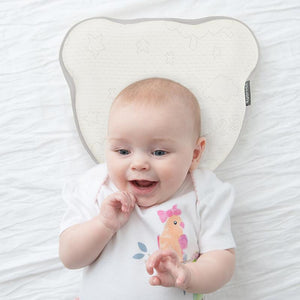 KUSHIES EasyBear Pillow - PinkiBlue