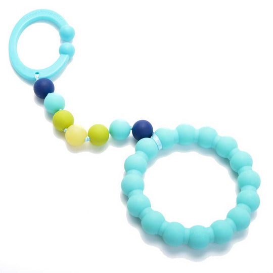 Chewbeads - CHEWBEADS Gramercy Stroller Toy - Available at Boutique PinkiBlue