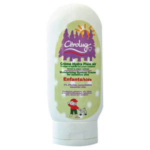 CITROLUG Bug Repellent - Moisturizing Outdoor Cream for Kids - PinkiBlue