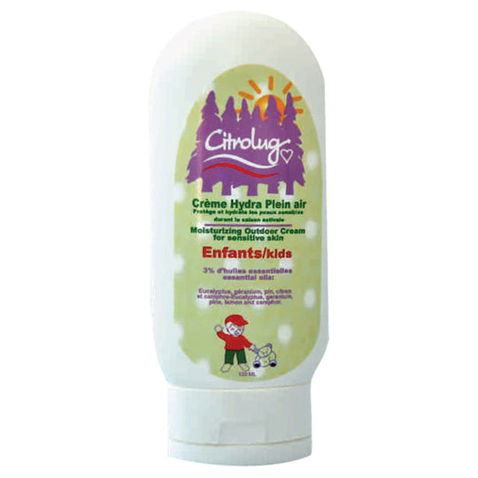 CItrobug - CITROLUG Bug Repellent - Moisturizing Outdoor Cream for Kids
