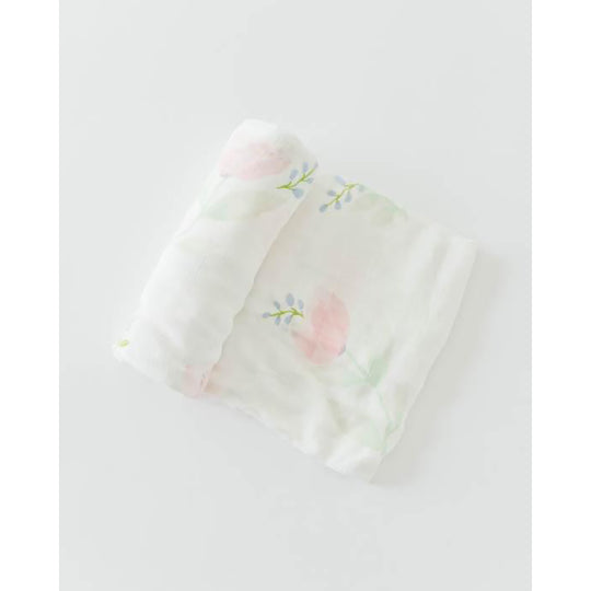 Little Unicorn - LITTLE UNICORN Deluxe Cotton Muslin Swaddle Single - Available at Boutique PinkiBlue