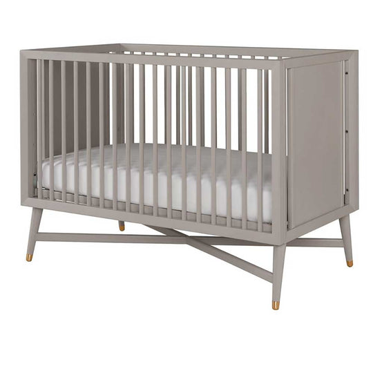 Dwell - DWELL Mid Century Crib - Available at Boutique PinkiBlue