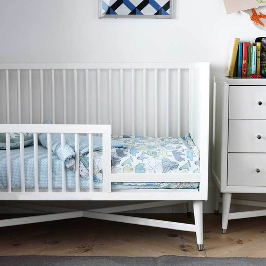Dwell - DWELL Mid Century Toddler Rail - Available at Boutique PinkiBlue