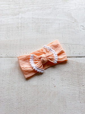 MINI BRETZEL Headbands - Marguerite - PinkiBlue