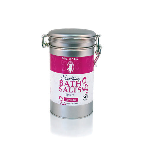 Matraea - MATRAEA Soothing Bath Salts - Available at Boutique PinkiBlue